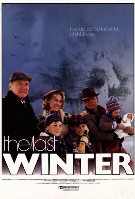 The Last Winter Movie Poster Print (27 x 40) - Item # MOVIH7258