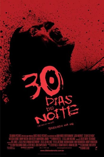 30 Days of Night Movie Poster (11 x 17) - Item # MOV414409