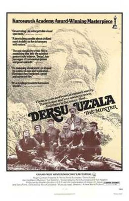 Dersu Uzala (the Hunter) Movie Poster (11 x 17) - Item # MOV214230