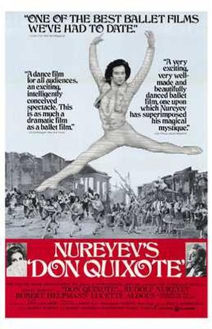 Don Quixote Movie Poster (11 x 17) - Item # MOV203692