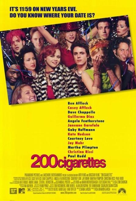 200 Cigarettes Movie Poster (11 x 17) - Item # MOV257266