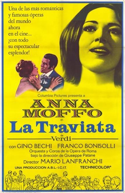 La Traviata Movie Poster (11 x 17) - Item # MOV228236
