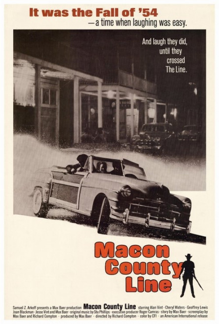 Macon County Line Movie Poster Print (27 x 40) - Item # MOVAH5305