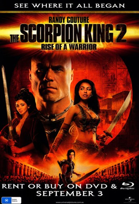 Scorpion King 2 Rise of a Warrior Movie Poster (11 x 17) - Item # MOV413412