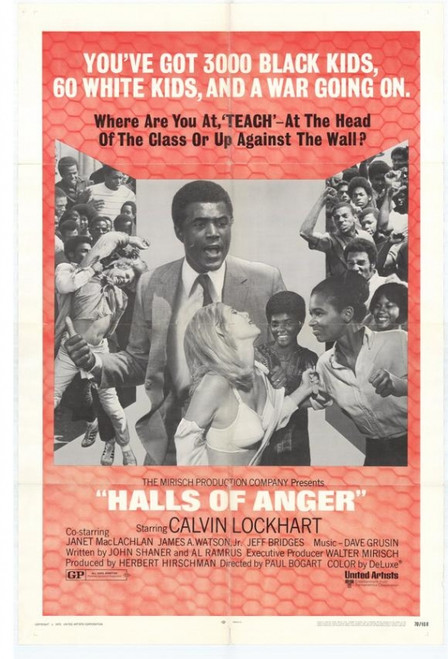 Halls of Anger Movie Poster Print (27 x 40) - Item # MOVGH0313