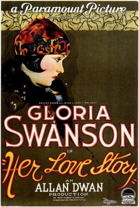 Her Love Story Movie Poster Print (27 x 40) - Item # MOVAF3174
