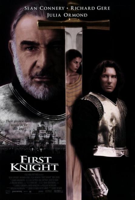 First Knight Movie Poster Print (27 x 40) - Item # MOVGF0382