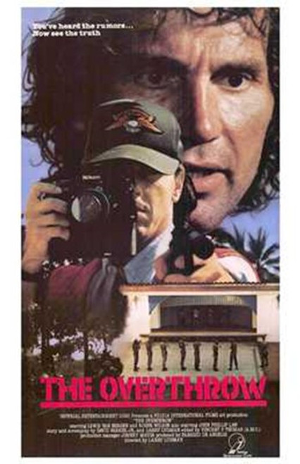 The Overthrow Movie Poster (11 x 17) - Item # MOV210325