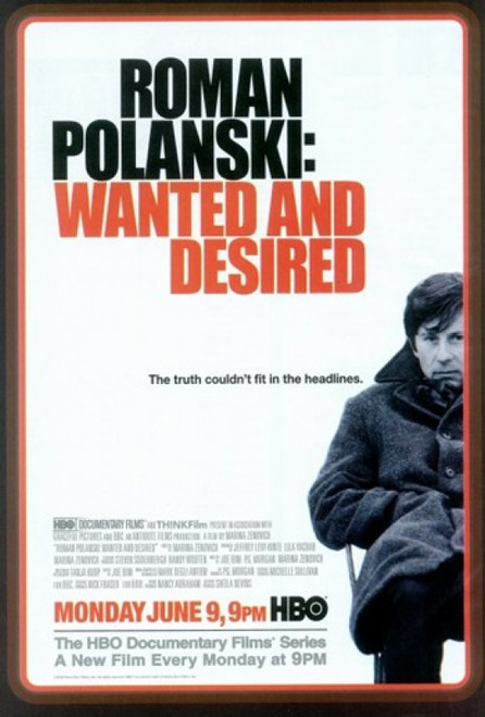 Roman Polanski Wanted and Desired Movie Poster (11 x 17) - Item # MOV412398