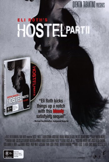 Hostel Part II Movie Poster (11 x 17) - Item # MOV403347