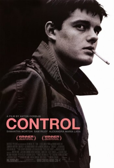 Control Movie Poster (11 x 17) - Item # MOV403691