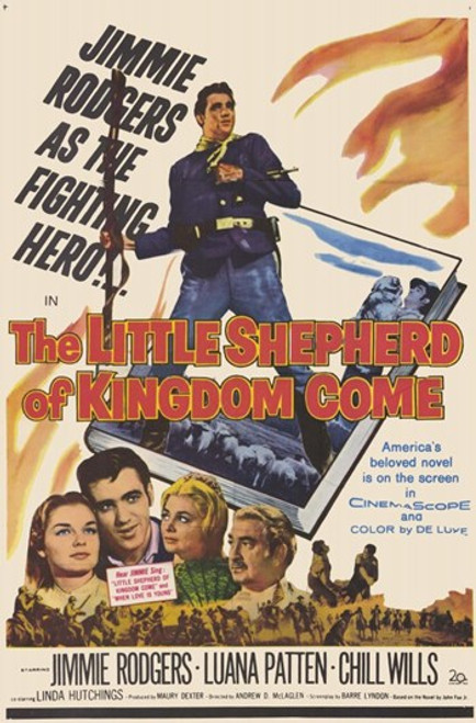 The Little Shepherd of Kingdom Come Movie Poster (11 x 17) - Item # MOV249498