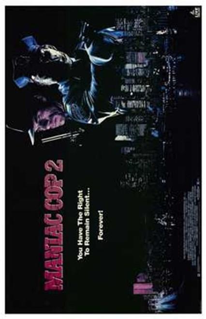 Maniac Cop 2 Movie Poster (11 x 17) - Item # MOV235037