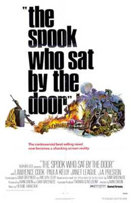 The Spook Who Sat By the Door Movie Poster (11 x 17) - Item # MOV208779