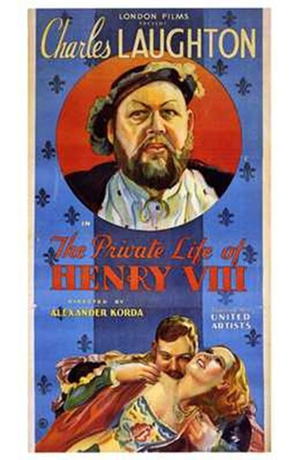 Private Life of Henry VIII Movie Poster (11 x 17) - Item # MOV197708