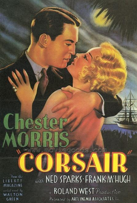 Corsair Movie Poster Print (27 x 40) - Item # MOVCF7338