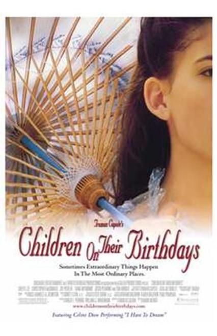Children on Their Birthdays Movie Poster (11 x 17) - Item # MOV203551