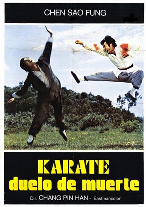 Karate Death Duel Movie Poster (11 x 17) - Item # MOV227597