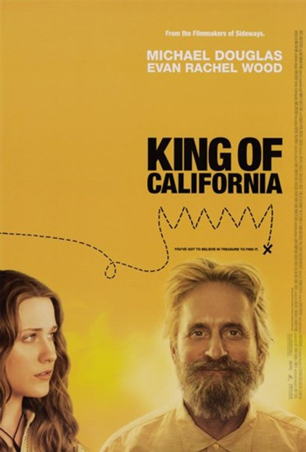 King of California Movie Poster (11 x 17) - Item # MOV403630
