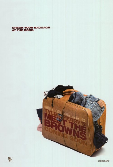 Tyler Perry's Meet The Browns Movie Poster Print (27 x 40) - Item # MOVEI9129