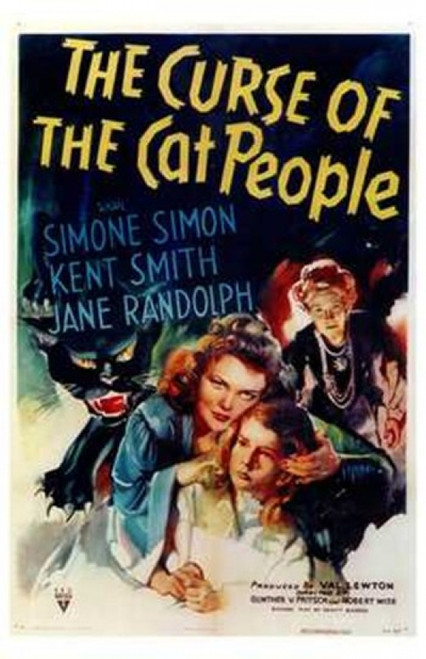 Curse of the Cat People Movie Poster (11 x 17) - Item # MOV142834