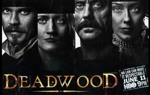 Deadwood Movie Poster (17 x 11) - Item # MOV371505