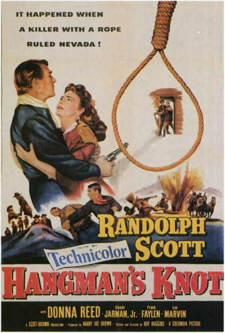 Hangman's Knot Movie Poster Print (27 x 40) - Item # MOVIF0336