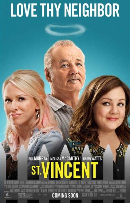 St. Vincent Movie Poster Print (27 x 40) - Item # MOVEB06145