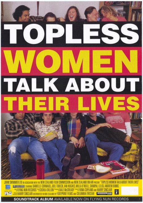 Topless Women Talk About Their Lives Movie Poster Print (27 x 40) - Item # MOVEH3735