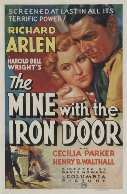 The Mine with the Iron Door Movie Poster Print (27 x 40) - Item # MOVIJ9124