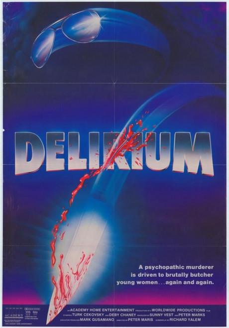 Delirium Movie Poster Print (27 x 40) - Item # MOVGH3756