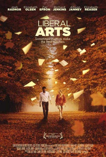 Liberal Arts Movie Poster Print (27 x 40) - Item # MOVIB48305