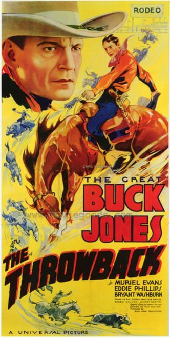 The Throwback Movie Poster Print (27 x 40) - Item # MOVGF8168