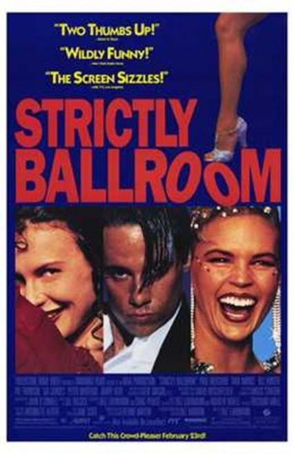 Strictly Ballroom Movie Poster (11 x 17) - Item # MOV189727