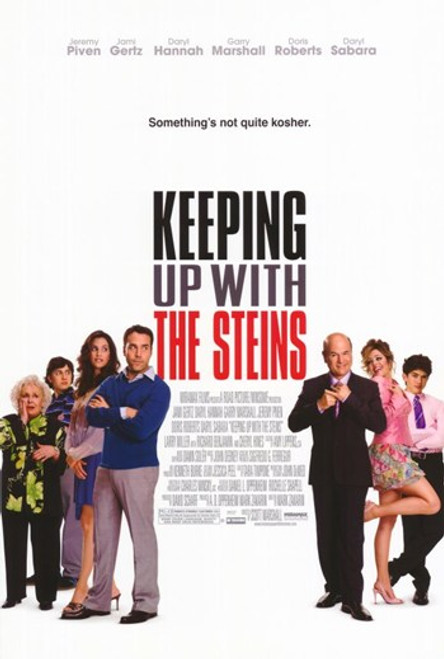 Keeping Up with the Steins Movie Poster (11 x 17) - Item # MOV366937