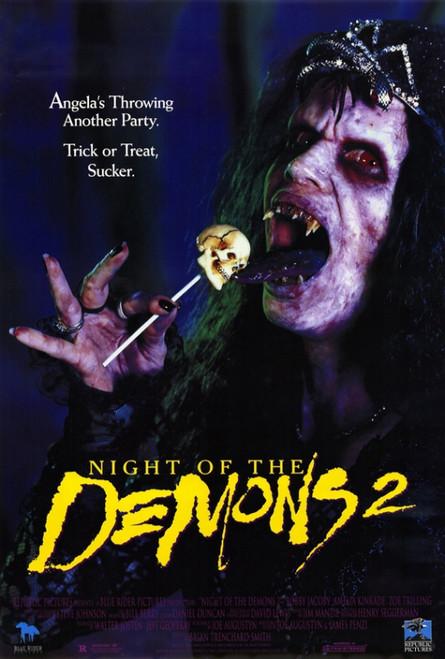 Night of the Demons 2 Movie Poster Print (27 x 40) - Item # MOVIF4408