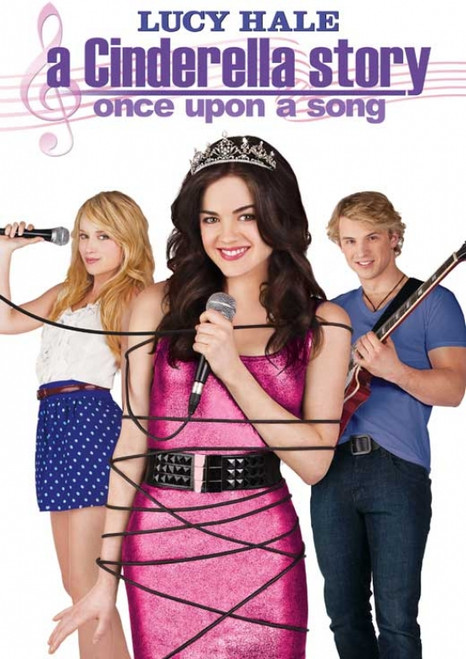 A Cinderella Story: Once Upon a Song Movie Poster Print (27 x 40) - Item # MOVIB13784
