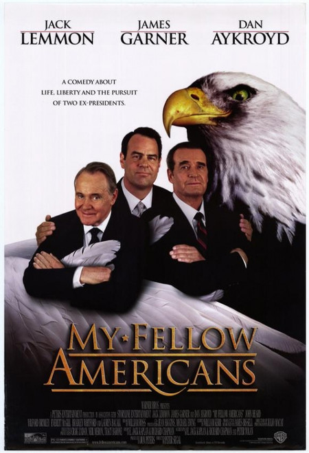 My Fellow Americans Movie Poster Print (27 x 40) - Item # MOVEH8665