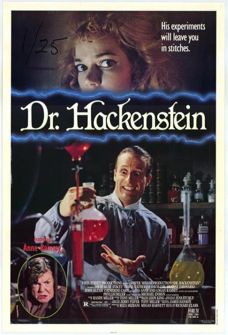 Doctor Hackenstein Movie Poster Print (27 x 40) - Item # MOVAH9718