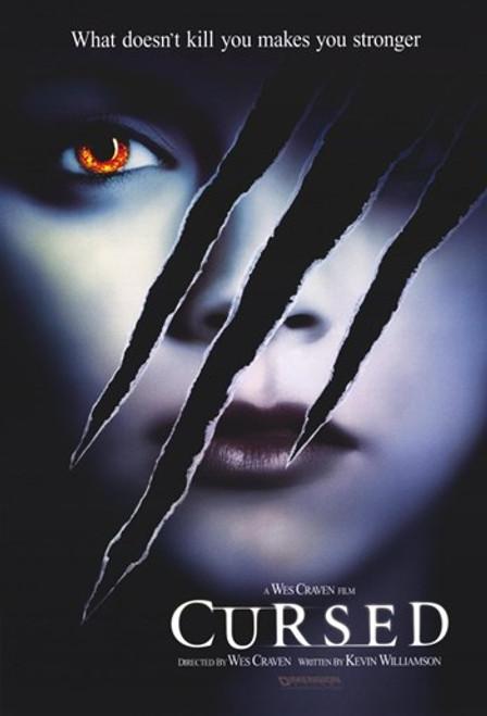 Cursed Movie Poster (11 x 17) - Item # MOV228387