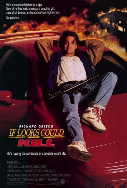If Looks Could Kill Movie Poster Print (27 x 40) - Item # MOVAF8391