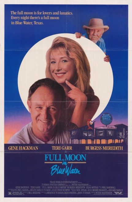 Full Moon in Blue Water Movie Poster (11 x 17) - Item # MOV203852