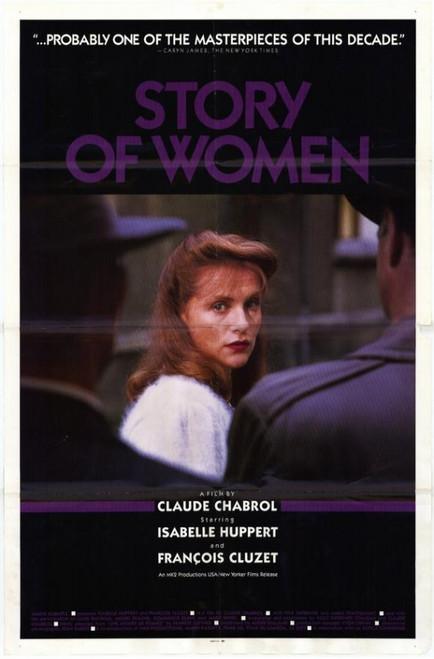 Story of Women Movie Poster Print (27 x 40) - Item # MOVGH0005