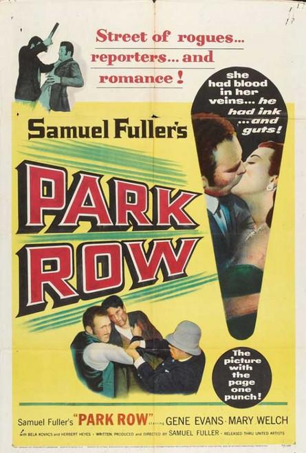Park Row Movie Poster Print (27 x 40) - Item # MOVGB67460