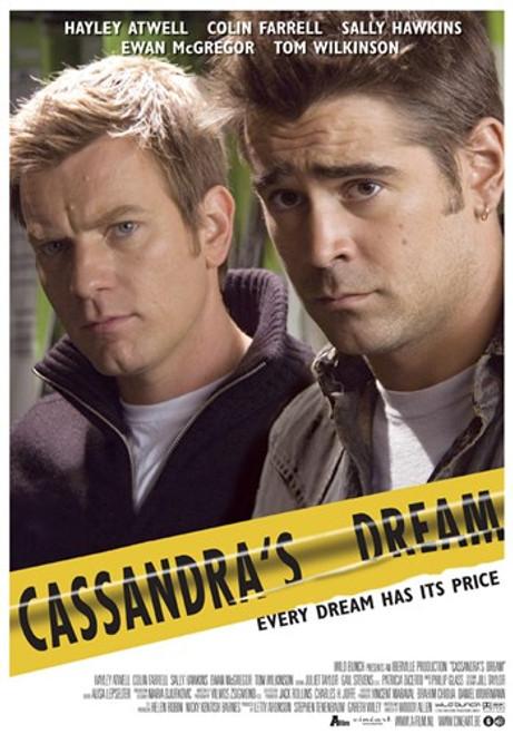 Cassandra's Dream Movie Poster (11 x 17) - Item # MOV414799