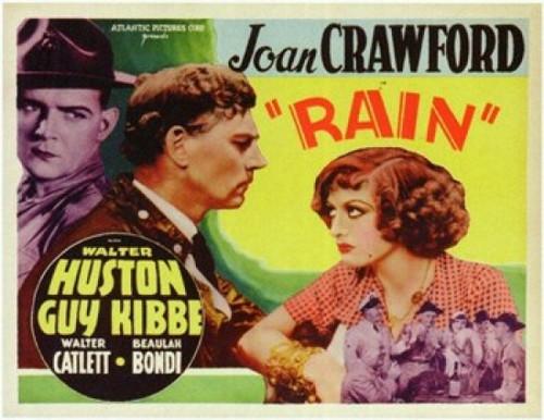 Rain Movie Poster (17 x 11) - Item # MOV202617
