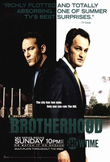 Brotherhood (TV) Movie Poster (11 x 17) - Item # MOV376486