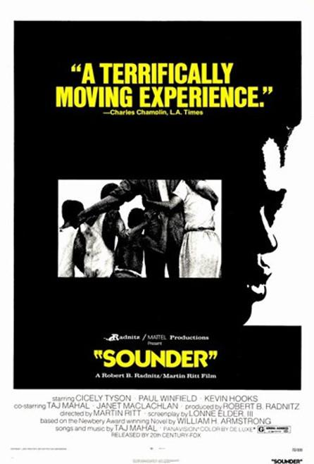 Sounder Movie Poster (11 x 17) - Item # MOV255578
