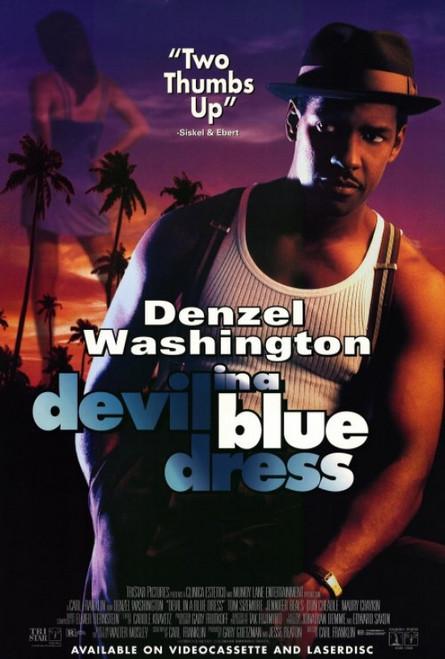 Devil in a Blue Dress Movie Poster Print (27 x 40) - Item # MOVCF7308