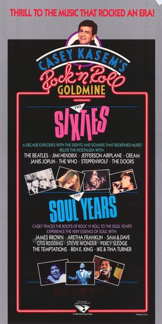 Rock 'N' Roll Goldmine: The Sixties Movie Poster Print (27 x 40) - Item # MOVCH4743